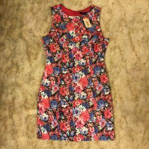 NWT F21 Floral Dress Sz L
